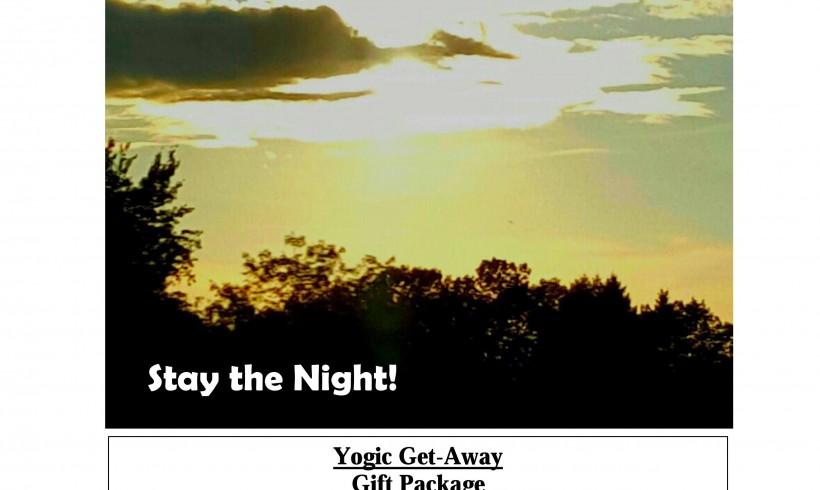Yogic Get-Away