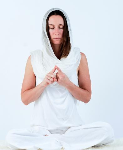 Meditation to Invoke the Master's Touch