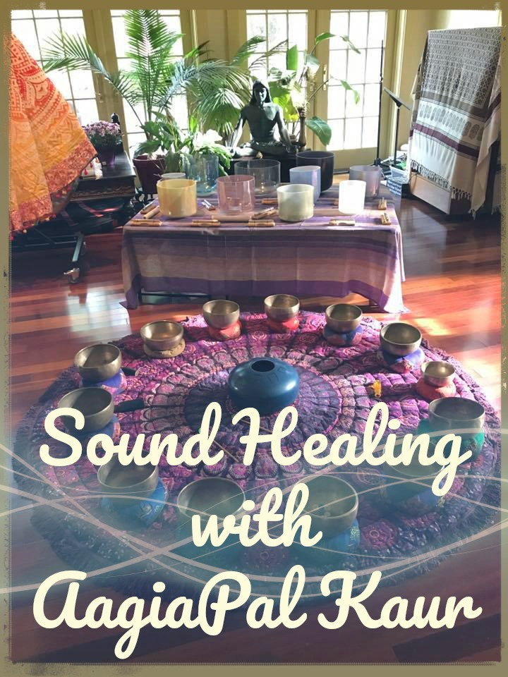 Sound Healing with Aagiapal Kaur