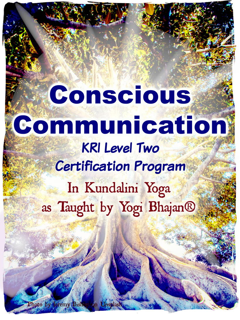 Conscious Communication – KRI Level 2 Certification Program
